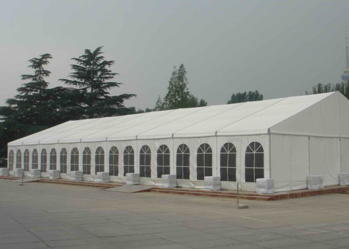 10 X 40 Outdoor Clear Span Custom Party Tents For Wedding Activity Events