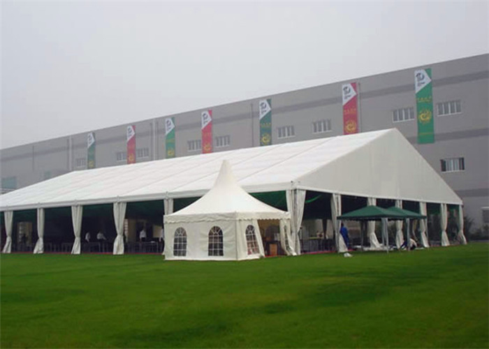 Wholesale 1000 Seater Marquee Party Tent For Weddings , Garden Party Tent